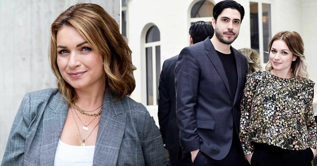 Claudia Galli Concha och Manuel Concha
