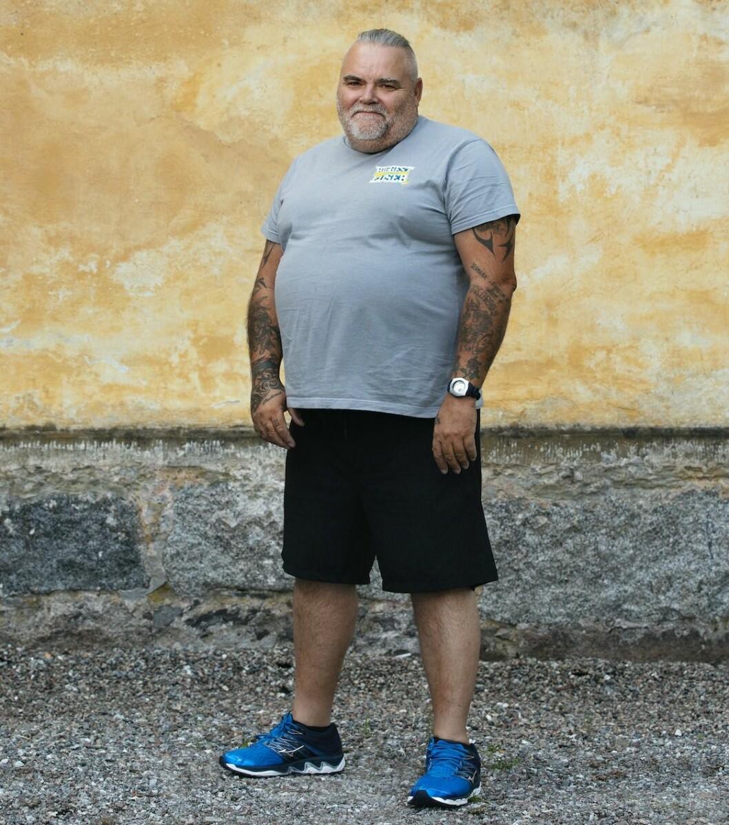 Claus Nielsen, Helsingborg Biggest loser