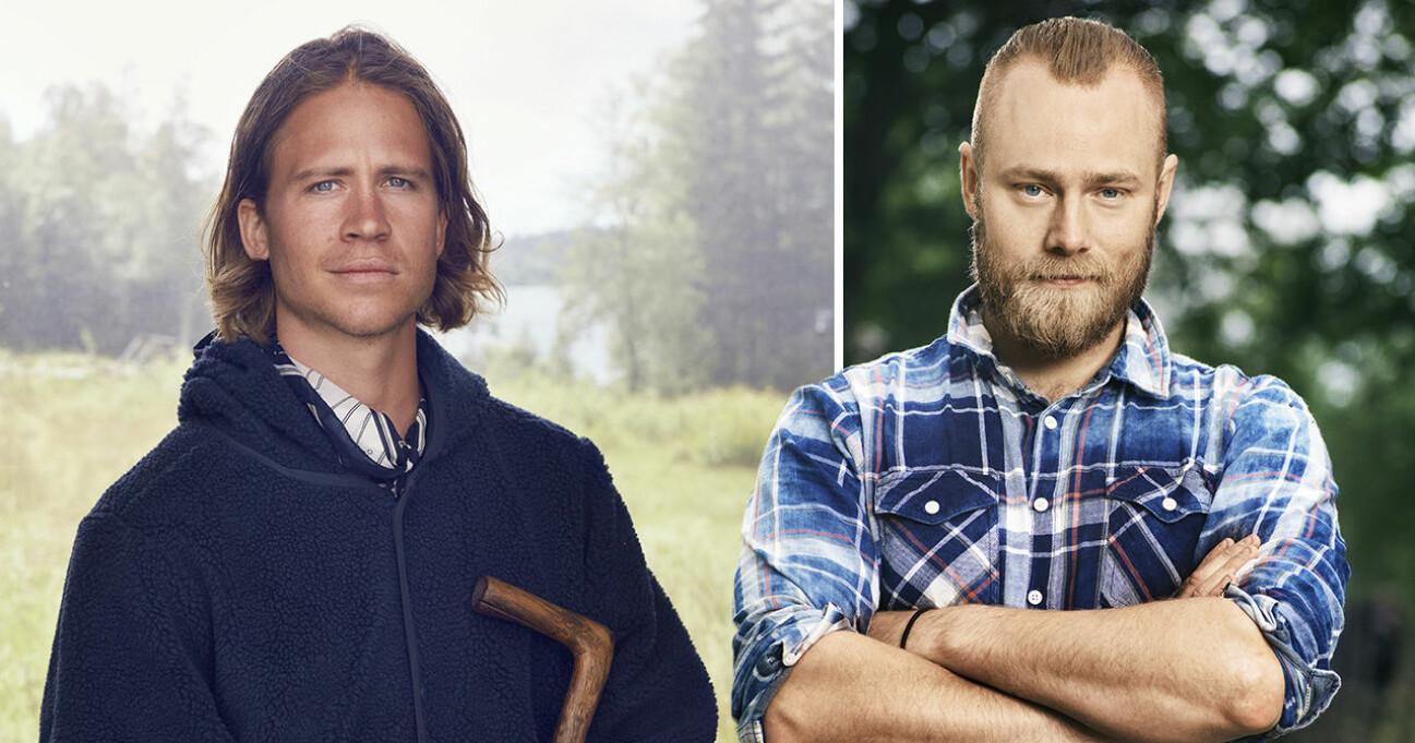 Dag Tolstoy och Jens Rönnqvist
