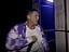 Danny Saucedo uppträder med Dandi Dansa i Melodifestivalen 2021