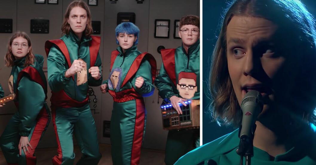 Daði & Gagnamagnið Eurovision Song Contest 2021