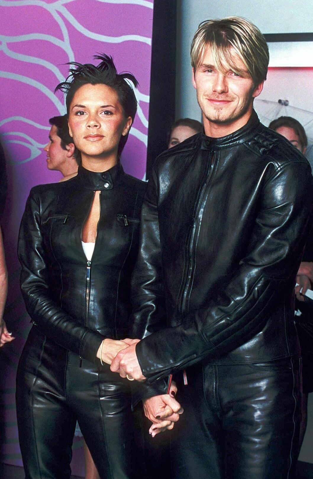 Victoria och David