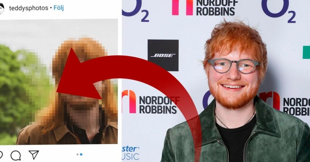 Ed Sheerans nya stil inför det kommande albumet.