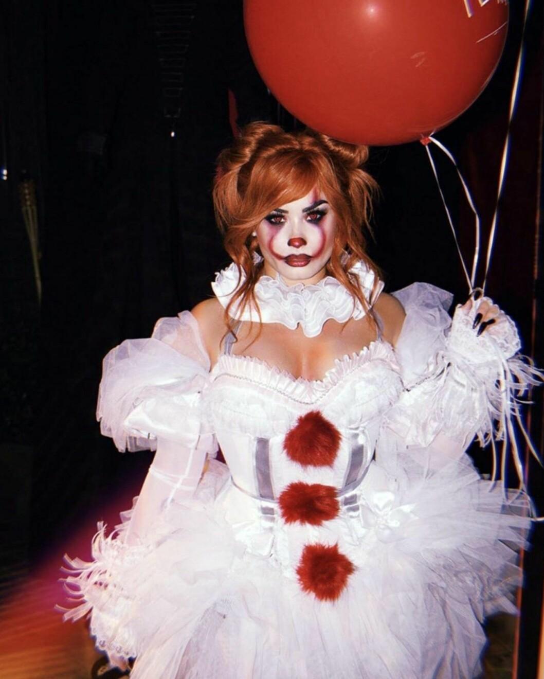 Demi Lovato på Halloween