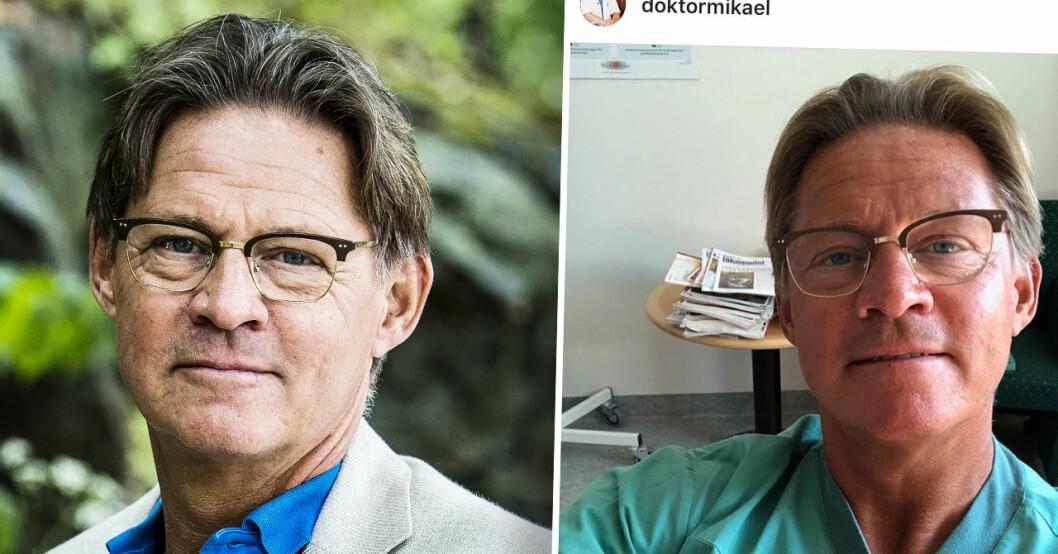 Doktor Mikael Sandström