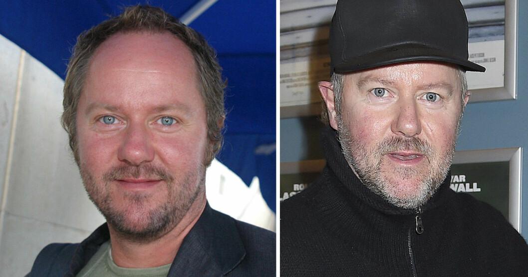 Douglas Johansson spelade Evas pappa i Eva & Adam.