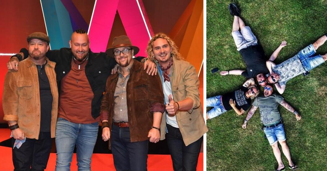 Här är allt du vill veta om Drängarna i Melodifestivalen 2020