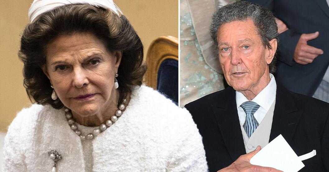 Drottning Silvia, Walther Sommerlath