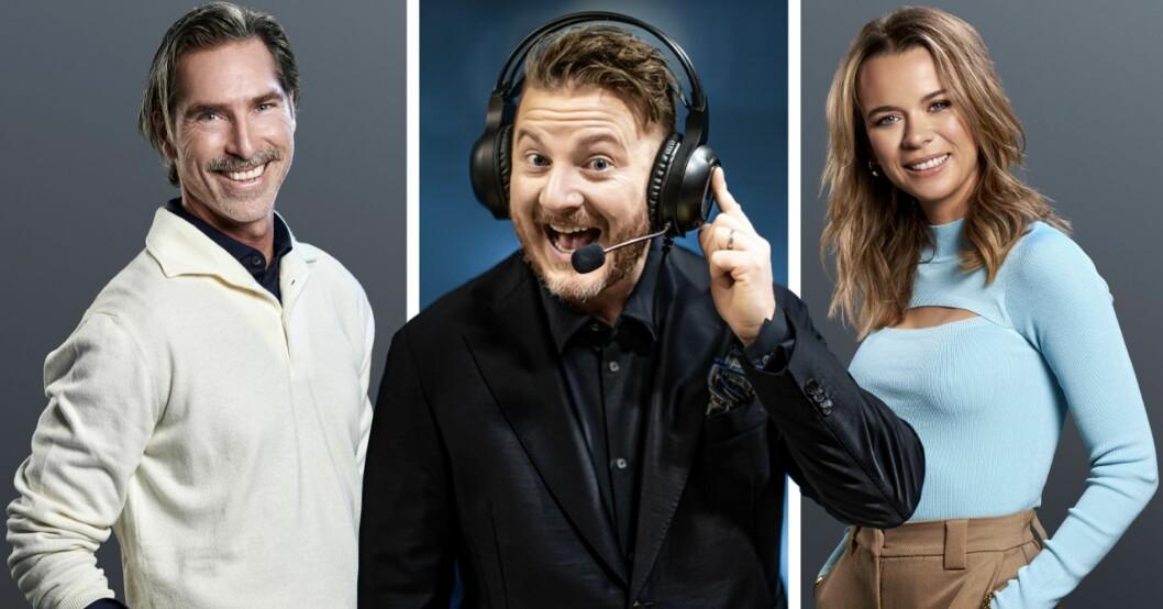 Duellen på TV3 med Pontus Gårdinger, Mackan och Margaux Dietz