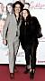 Eagle-Eye Cherrie och sambon Sofia Weman på röda mattan inför premiären av Lyckligare kan ingen vara