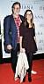 Hans Rosenfeldt med dottern Ebba på röda mattan.