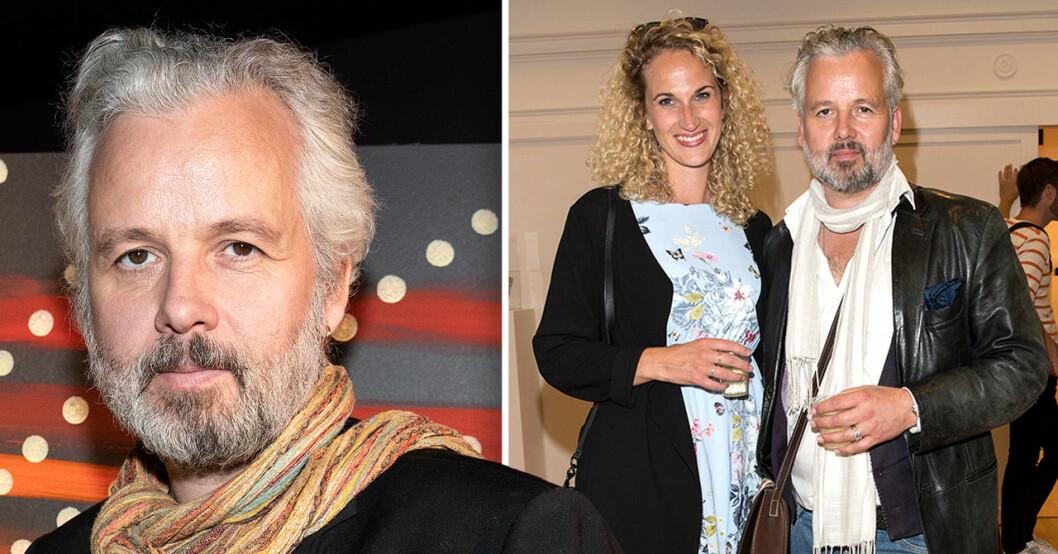 Ebba Rysst Heilmann och Ari Behn