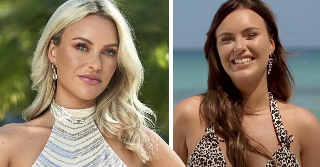 Elin Johansson i Bachelor har även medverkat i Ex on the beach