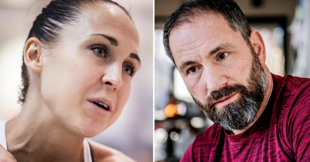 Elin Härkönen och Paolo Roberto