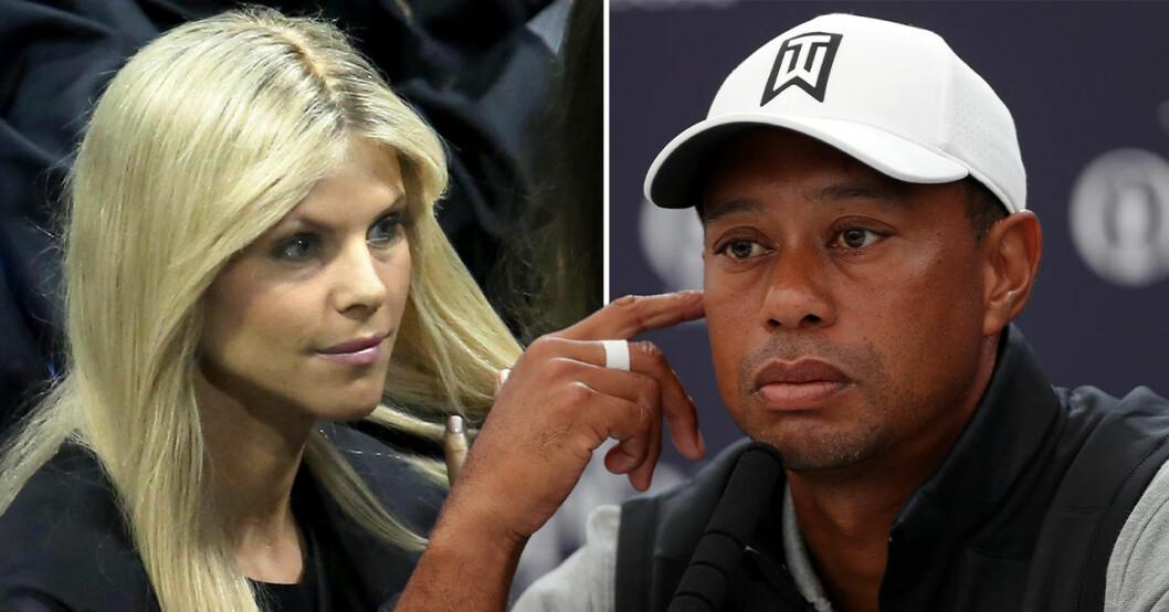 Elin Nordegren, Tiger Woods