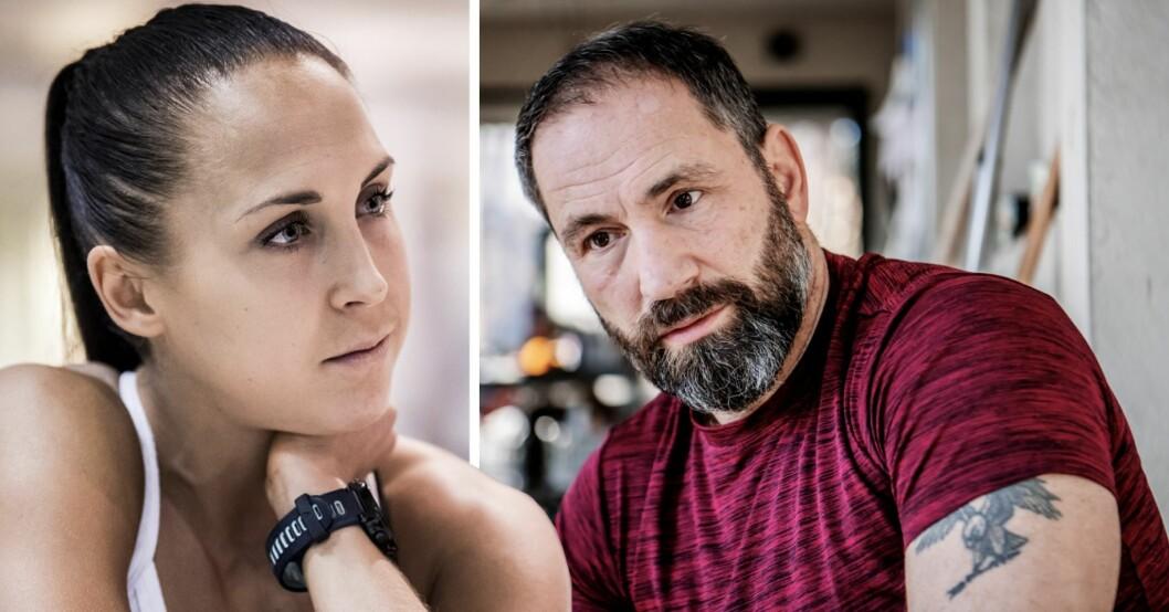 Elin Härkönen om relationen med Paolo Roberto efter sexköpet