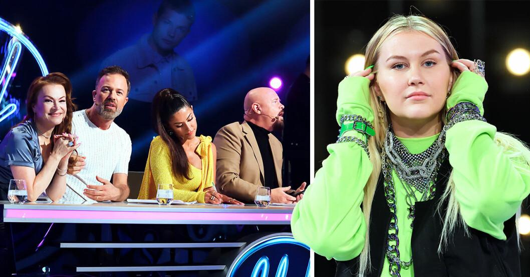 Idol-tittarna är arga på juryn.