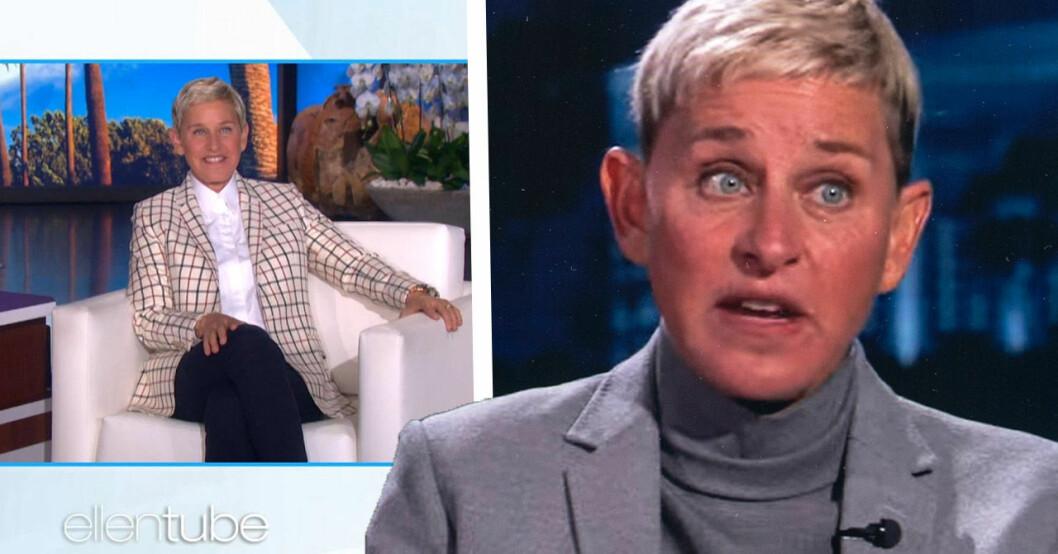Ellen läggs ner