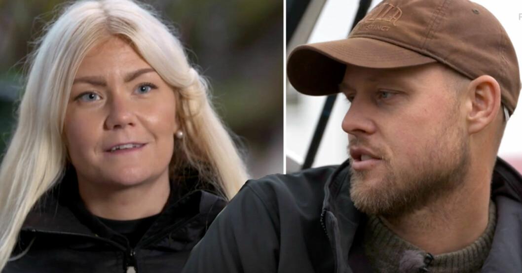 Emelie och Jimmy Bonde söker fru