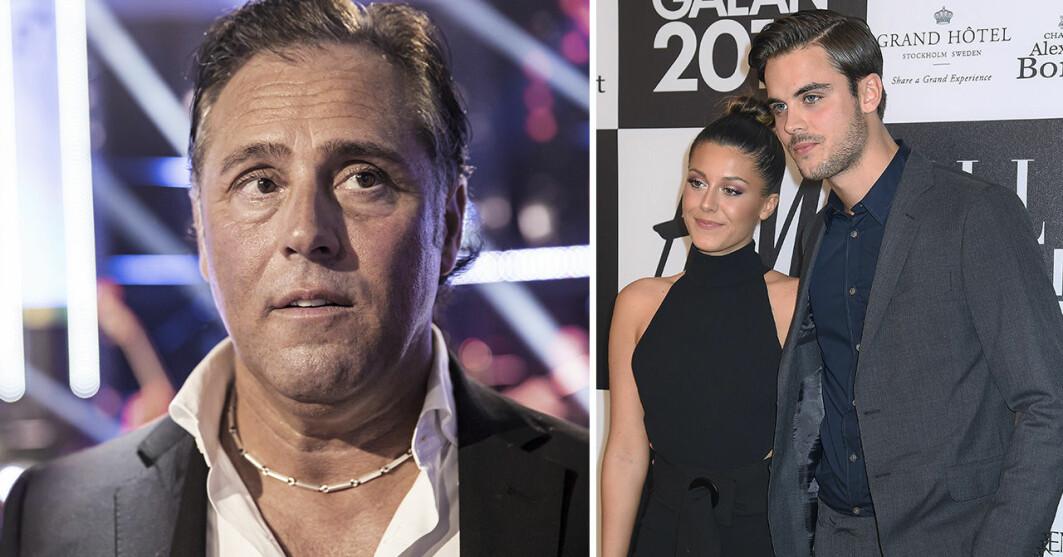Emilio Ingrosso, Bianca Ingrosso och Phillipe Cohen