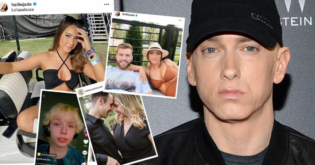 Eminem och hans familj