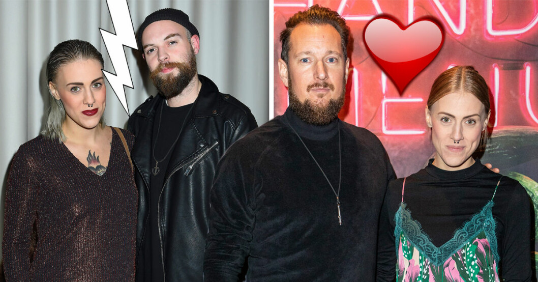 Efter skilsmässan från Dominique Hernandez har Ensam mamma-profilen Emma Pettersson funnit kärleken på nytt i Jonas Hellstöm.