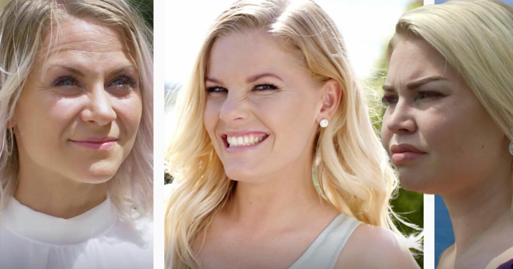 Theodora Larsson, Camilla Backman och Elin Näslund var med i Ensam mamma söker 2019. Ett halvår efter programmet berättar de hur de lever i dag.