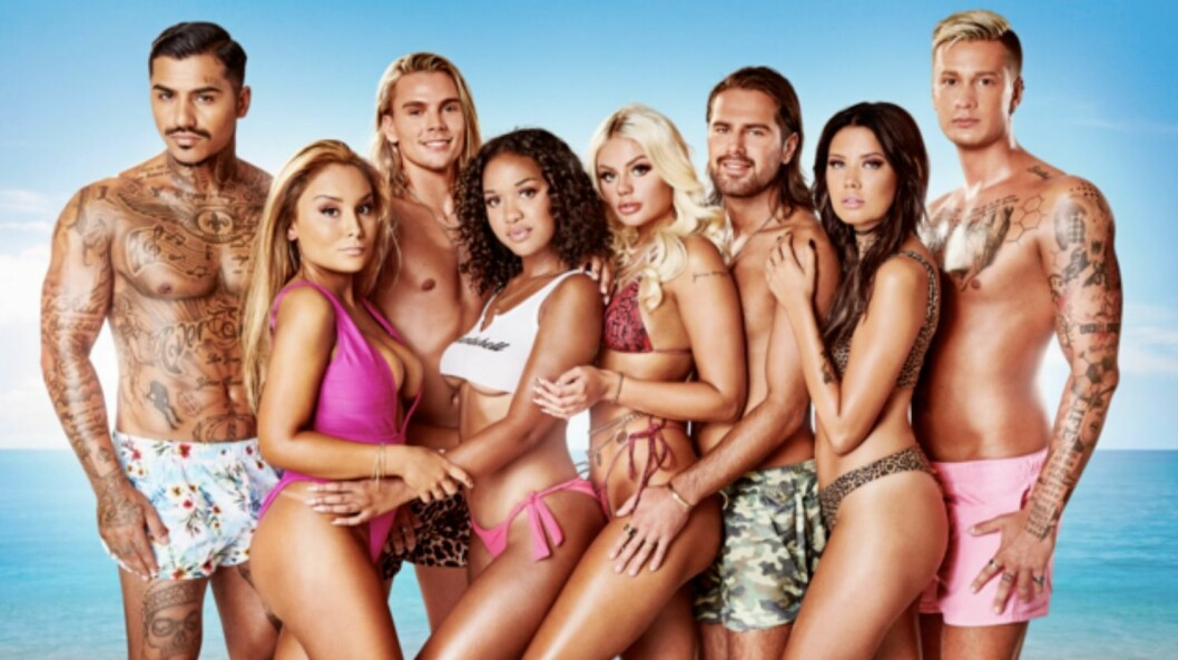 Ex on the beach 2018