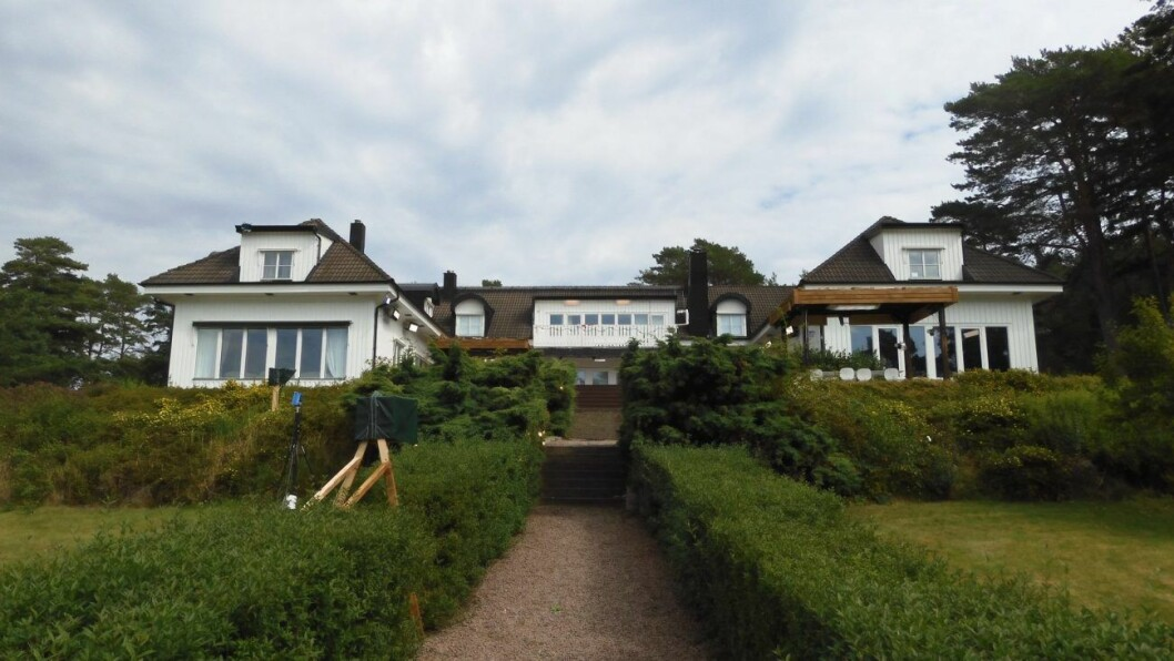 Ex on the beach Sverige 2020 huset i Stenungsund