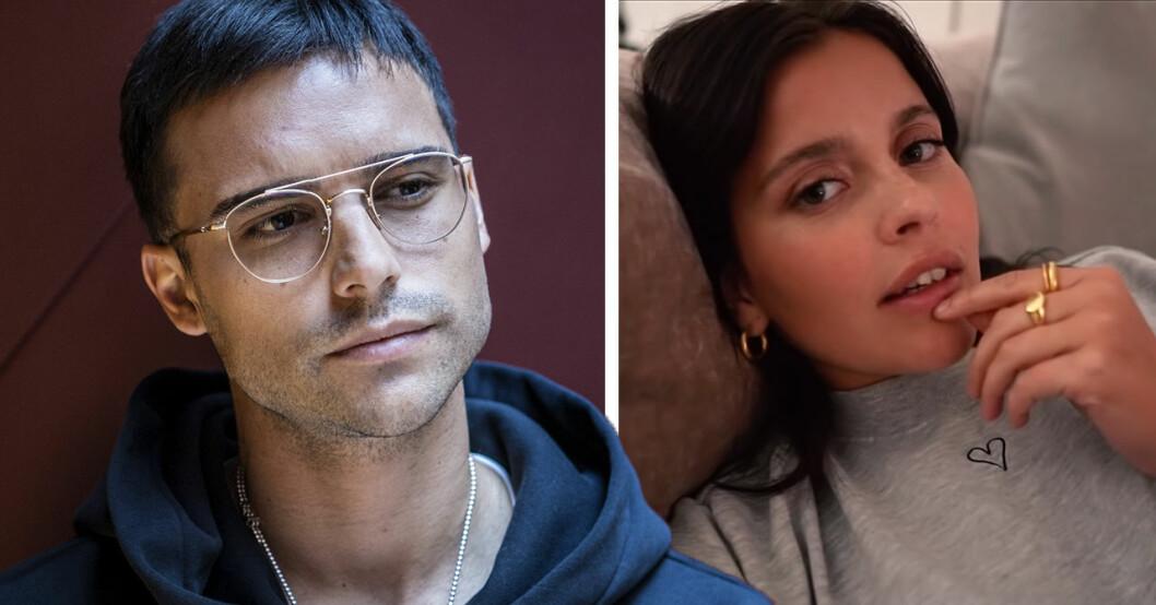 Eric Saade bryter tystnaden efter Nicoles uttalande om uppbrottet