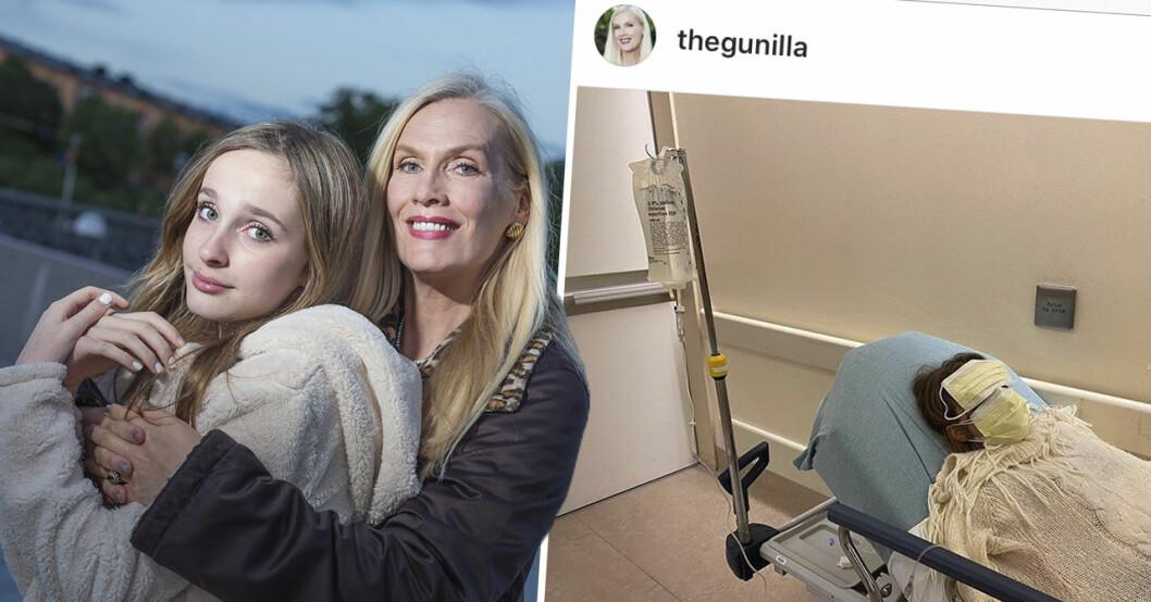 Erika och Gunilla Persson