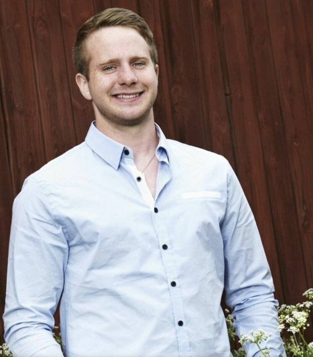 Erik Bäckman i Bonde söker fru