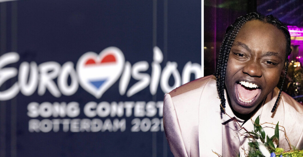 Eurovision Song Contest 2021 Rotterdam
