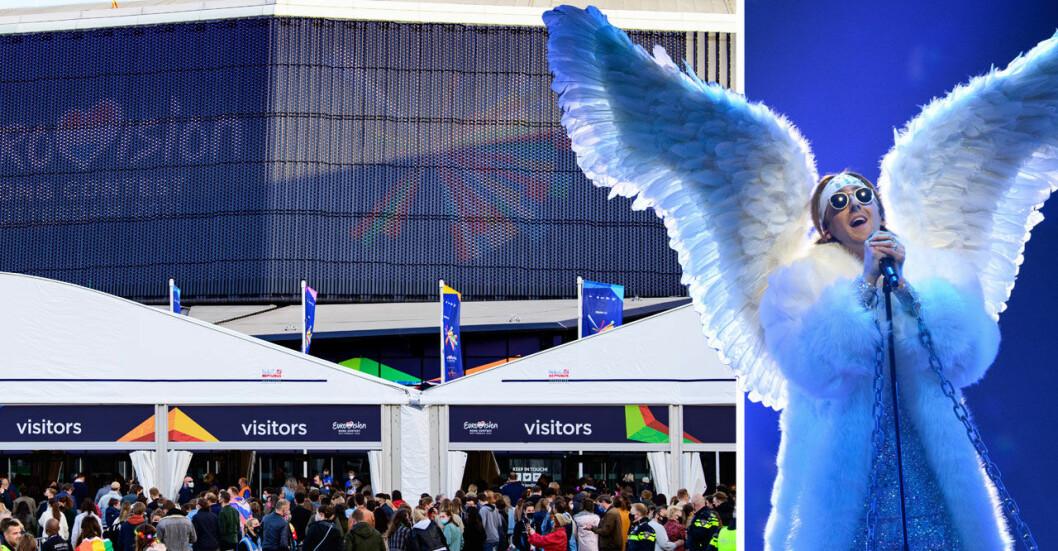 Eurovision Song Contest 2021 i Rotterdam, Nederländerna