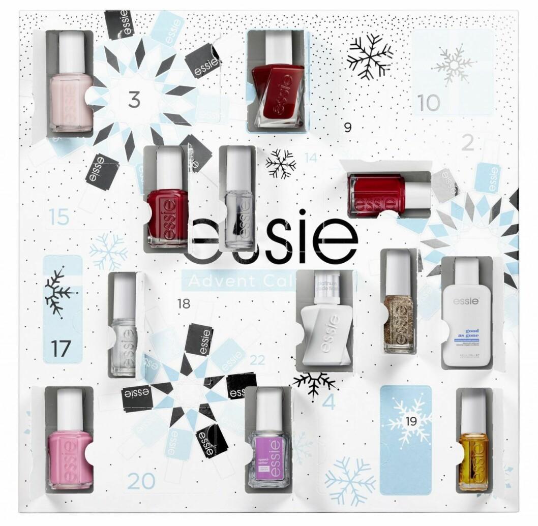Julkalender från Essie