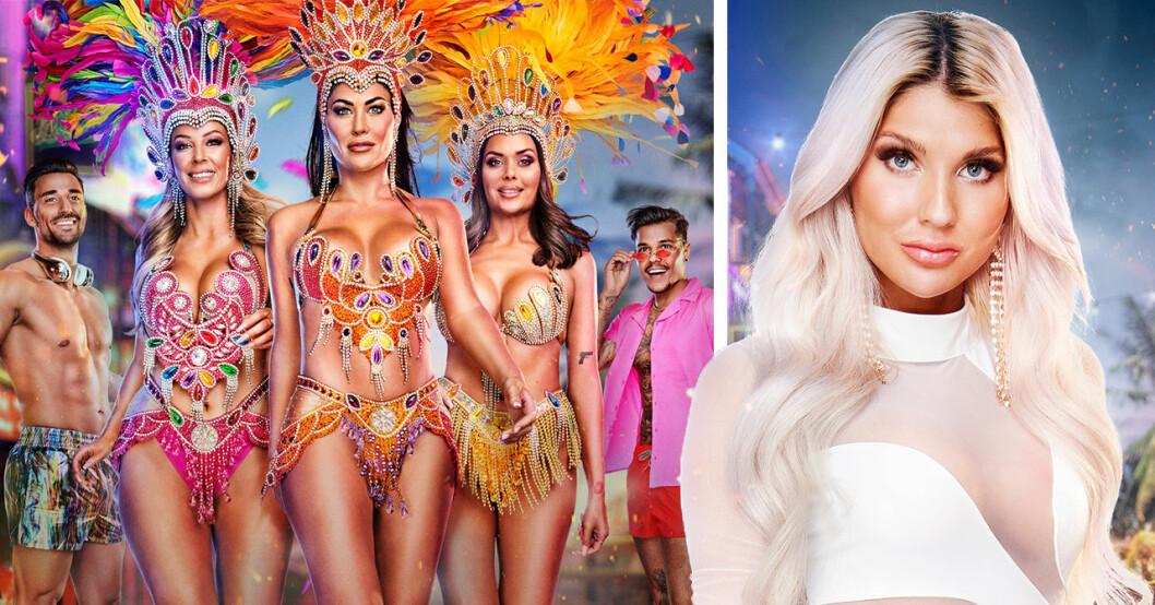 Här är alla deltagare i Celebrity Ex on the beach 2020