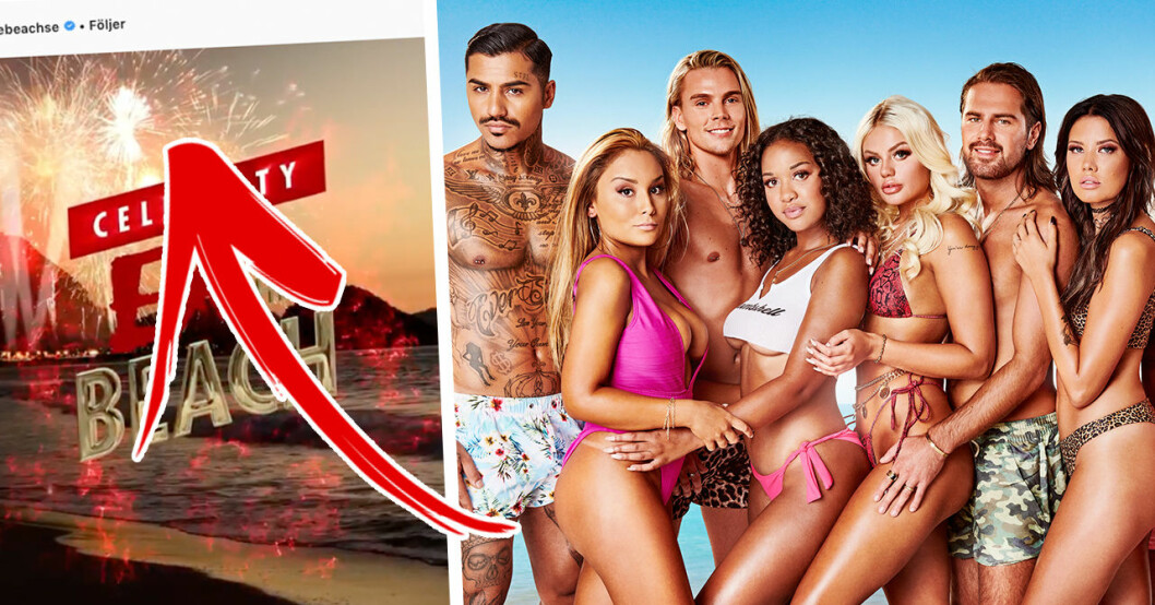 Chockavslöjandet om Ex on the Beach – här är nya kändisverisonen