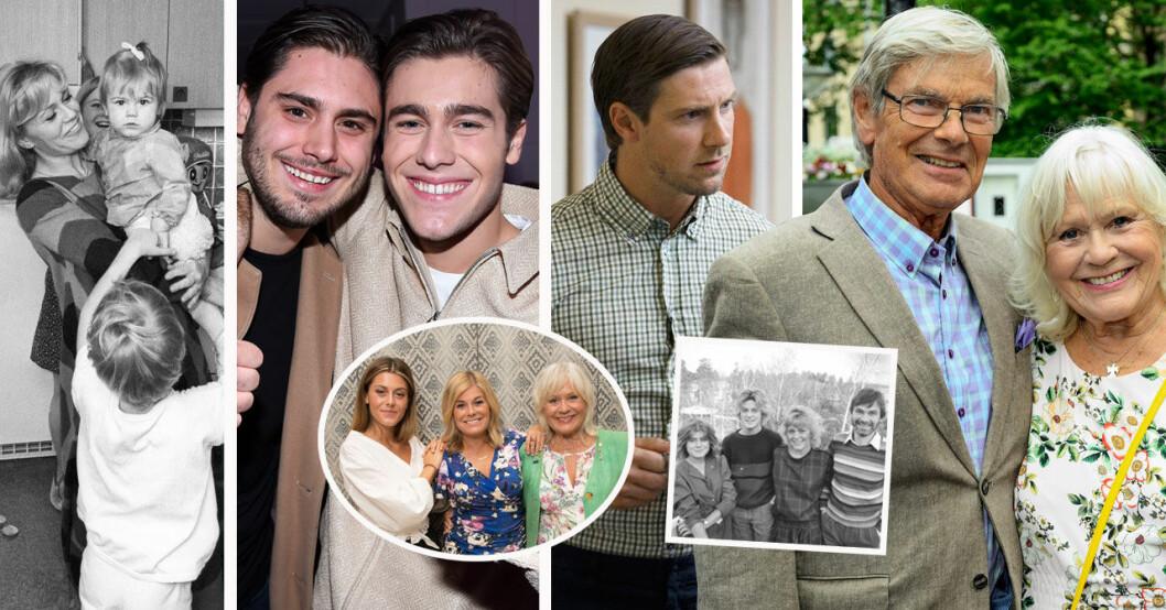 Familjen Wahlgrens framgångssaga