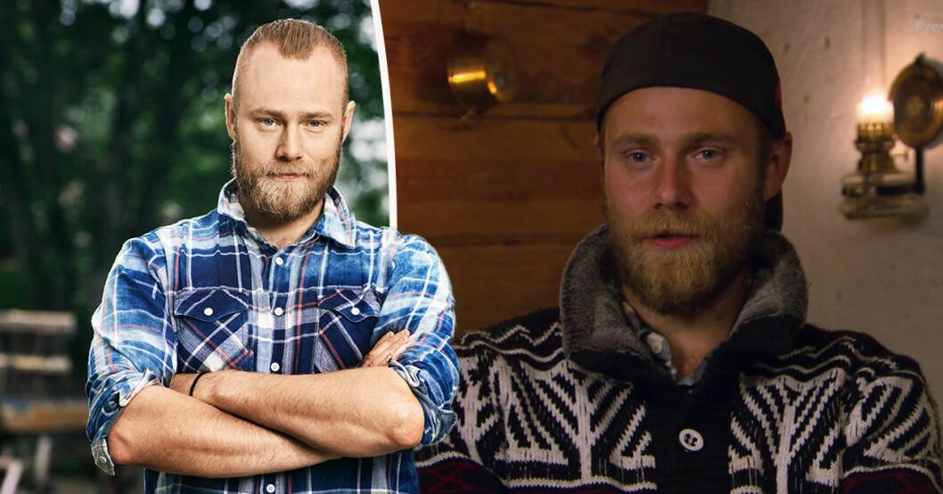 Jens Rönnqvist ber om ursäkt på Instagram efter kvällens Farmen-avsnitt.