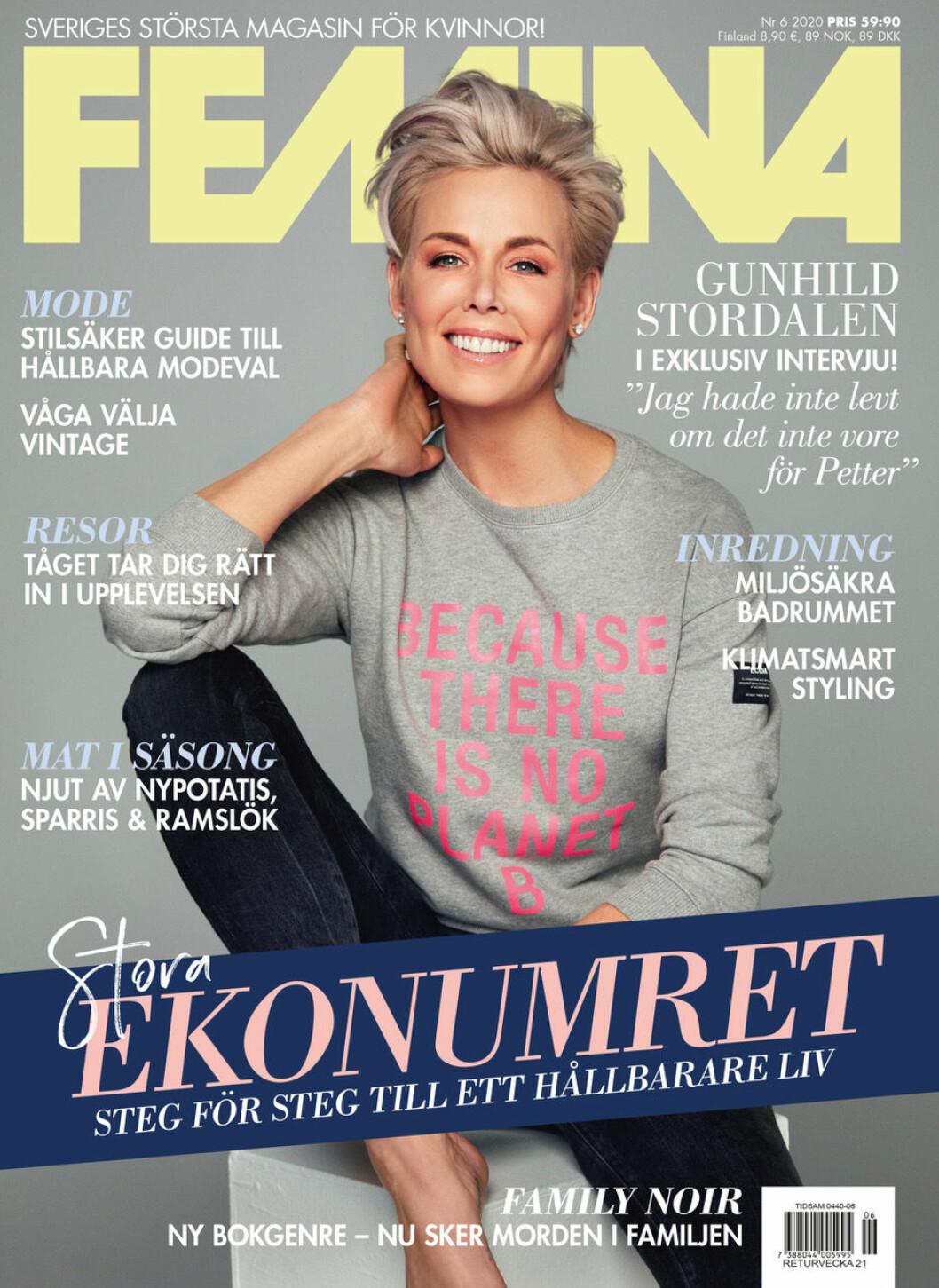 Femina: Gunhild Stordalen