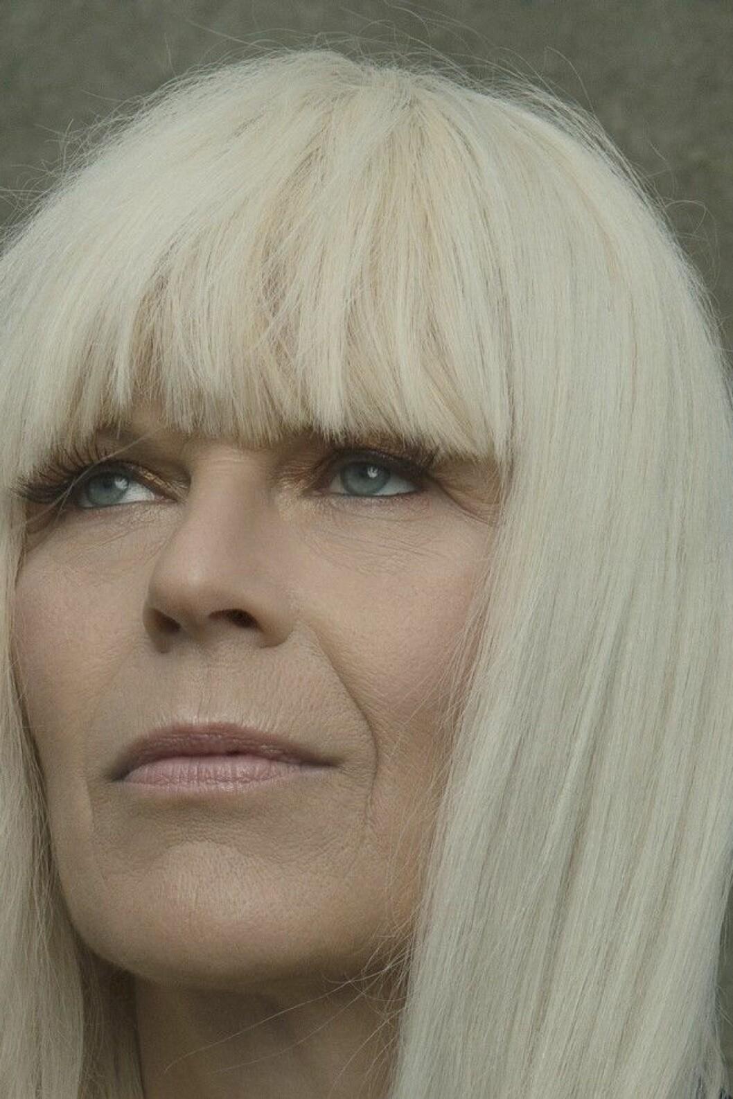 Kajsa Grytt är chockad över allt näthat. Foto: TV4