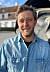 Filip Nilsson är spannmålsbonde som är med i Bonde söker fru 2021.