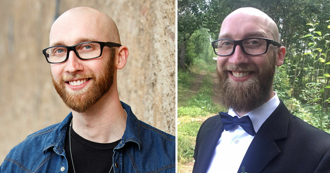 Filip Wennerlund i Tro, hopp och kärlek och hur han ser ut i dag.