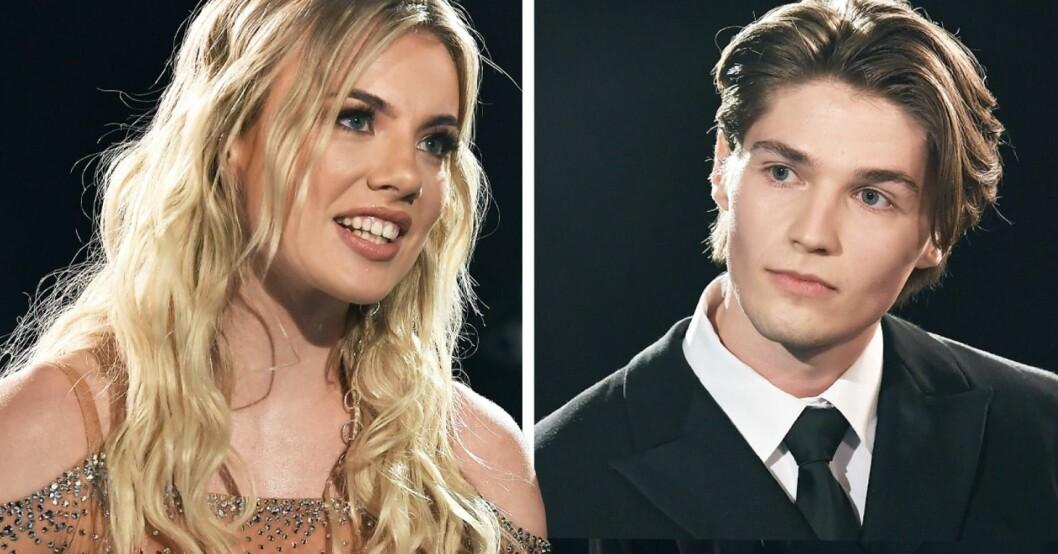 Linn Hegdal & Filip Lamprecht Let's dance