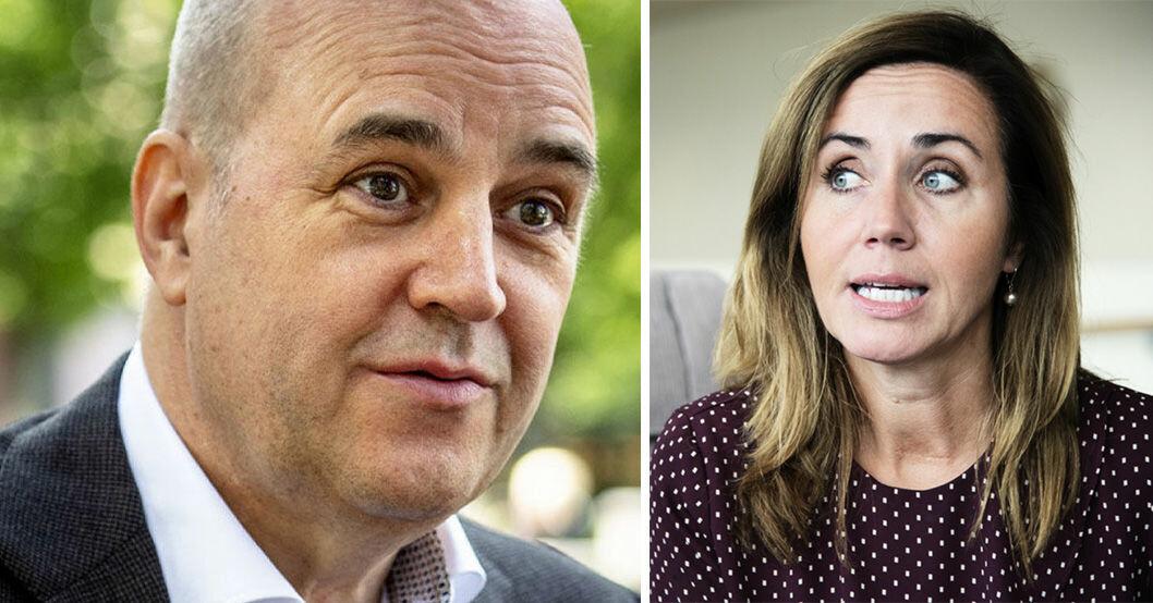 Fredrik och Filippa Reinfeldt