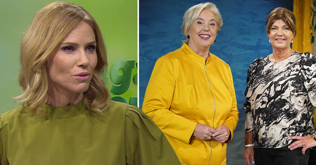 Sofia Rågenklint, Suzanne Axell, Karin Granberg