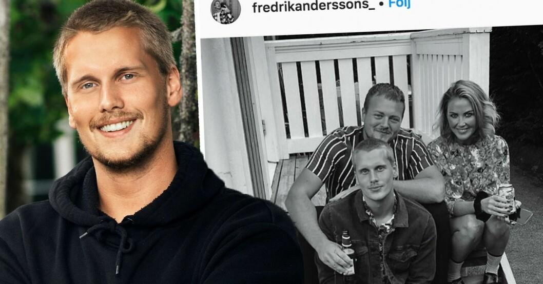 Farmen 2020: Fredrik Andersson
