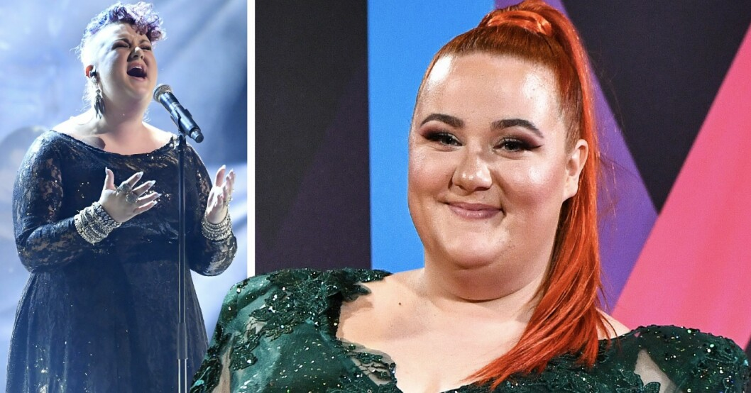 Frida Green i Melodifestivalen 2021