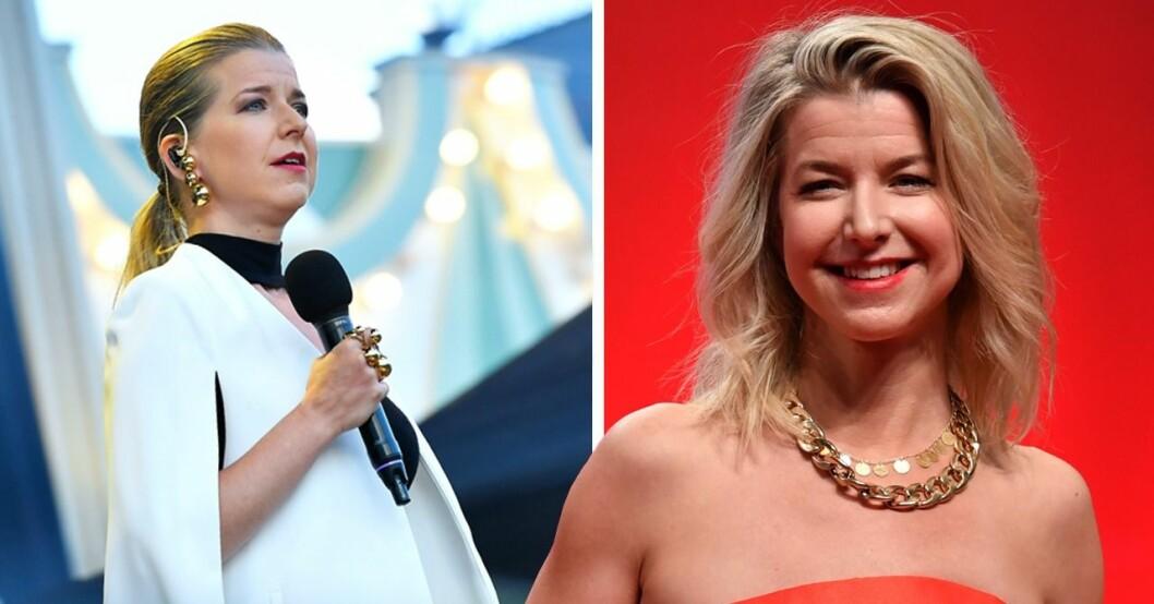 Därför känner du igen Frida Öhrn i Melodifestivalen 2020