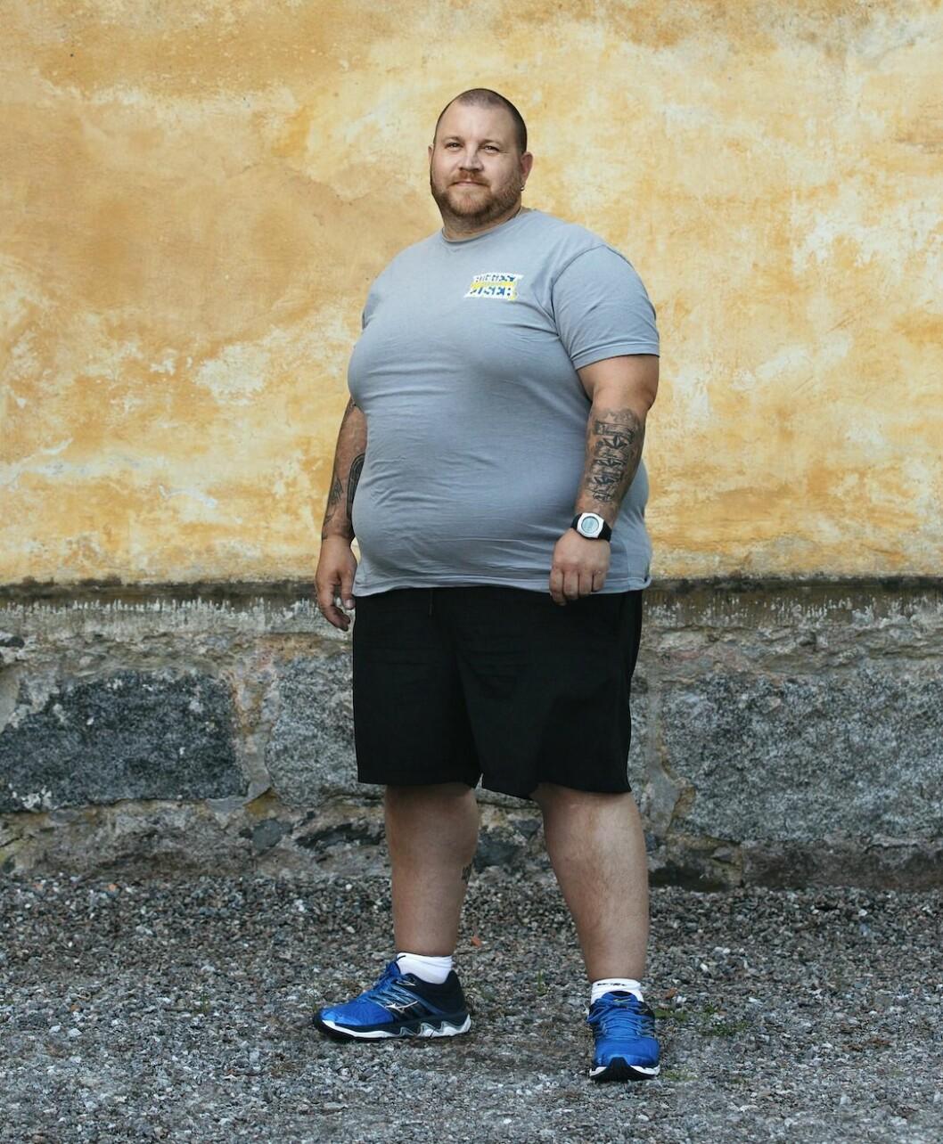 "Fredrik ""Frippe"" Myrer, Kil, Biggest loser 2020"